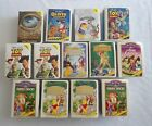 Lot of 13 Disney Masterpiece Collection Toys - Bambi - Toy Story
