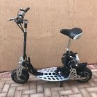 UberScoot Evo 2x 50cc Powerboard Gas Scooter FAST The Real Deal