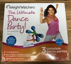 A6 WEIGHT WATCHERS The Ultimate Dance Party Firming Sticks And DVD EXERCISE