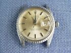 Vintage 1603 Rolex Oyster Perpetual Stainless Steel Datejust Watch