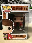 FUNKO POP CHUNK THE GOONIES MOVIES #79 RETIRED VAULTED w FREE PROTECTOR