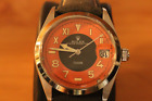 Tudor Auto Prince with Rolex marked Black and Orange California Dial (Relisted)
