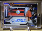 DALLAS KEUCHEL 2016 TOPPS STRATA CLEARLY AUTHENTIC AUTOGRAPH RELIC CARD #36 99