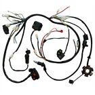 Full Electric Wiring Harness Regulator Magneto plate For 150cc 250cc ATV Quad