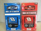 Sunoco mini radio controlled race cars-NEW IN BOX-Red & Blue SET