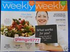 WEIGHT WATCHERS Weekly March 18 24 2012 and March 25 31 2012