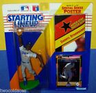 1992 DARRYL STRAWBERRY Los Angeles Dodgers - FREE s/h - Starting Lineup NM