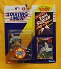 TOM SEAVER NEW YORK METS STARTING LINEUP EXTENED SERIES FIGURE WITH POSTER