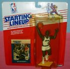 1988 WALTER BERRY San Antonio Spurs #6 Rookie -FREE s/h sole Starting Lineup NM-