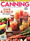 Better Homes  Gardens CANNING Magazine Freezing Drying Preserving NEW