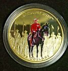 2007 Canada $75 14K Olympic Gold - RCMP . No Tax