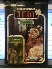 Vintage 1984 Star Wars ROTJ Chief Chirpa Action Figure Factory Sealed