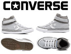 Kids Converse Pro Blaze High Top Sneakers Shoes Sizes 1112131235 Wolf Grey