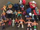Vintage Action Figure Mixed Lot WWF Hasbros Fisher Price Star Wars TMNT