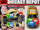 KYLE BUSCH 2018 MMS 18 TOYOTA 1 24 ACTION COLLECTOR SERIES