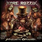KORE ROZZIK Vengeance Overdrive CD New York Metal SpellBound Bitter Rat Mistress