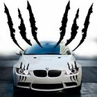 12 Universal Color Headlight Claw Scar Scratch Monster Stripe Decor Sticker