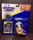 1991 Ken Griffey Jr Vintage Starting Lineup SLU Figure, With Card and Coin