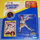 1991 JIM ABBOTT California L.A. Anaheim Angels Starting Lineup NM