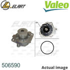 WATER PUMP FOR FIAT OPEL VAUXHALL SAAB CADILLAC PALIO WEEKEND 178 Z 19 DTH VALEO