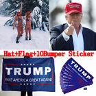 Donald Trump Keep Make America Great Again Hat Flag Republican Cap Sticker US KY