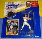 1991 DAVE MAGADAN New York Mets Rookie - FREE s/h - sole Starting Lineup NM+