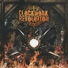 CD - Clockwork Revolution - Clockwork Revolution - (HARD ROCK) - 2017