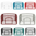 Portable Exercise Playpen Pet Dog Puppy Folding Fence Play Pen Kenel Crate Cage