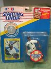 Starting Lineup, Tim Raines, Chicago White Sox, 1991 Edition, New on the Card