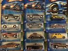 Hot Wheels 2005 Treasure Hunt Set FREE PRIORITY SHIPPING