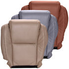 2007-2013 Driver Bottom Seat Cover - Leather Fits Toyota Tundra Limited