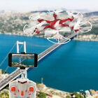 RF604 Four Axis Remote Control Aircraft WiFi FPV Camera 2.4G_Pro