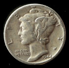 1944-D Mercury 90% Silver Dime Ships Free. Buy 5 for $2 off