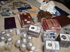 ESTATE SALE 40 COINS COLLECTION MINT SETS GOLD SILVER PF70 COIN LOT 6 1G9 1