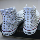 Genuine CONVERSE All-star Reform Studded Sneakers Sheos White