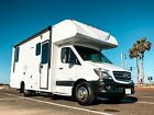 2017 jayco melbourne 24L Mercedes Chassis Diesel Class C Motorhome RV