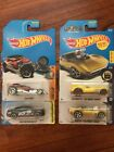 hot wheels 2018 super treasure hunt 2015 Ford Mustang GT And 2017 Surf Crate