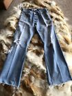 Re Done Jeans Size 28 Vintage Original Levis 501 High Rise Flare