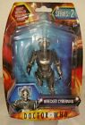 Doctor Who Wrecked Cyberman Action Figure