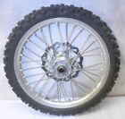 2012 KTM 85SX    FRONT WHEEL ASSEMBLY
