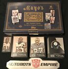 Topps 2008 Mayo Cut Plug Nfl Football 132 Cards Incomplete Open Box Hobby Eagles