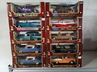 118 scale diecast muscle classic car lot Road Legends MIRA American muscle