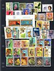 41 all different used stamps from Papua New Guinea