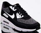 Nike Air Max 90 Ultra 20 Essential Men New Black Lifestyle Sneakers 875695 019