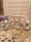 Lot of 5 Precious Moments Figurines All Boxes