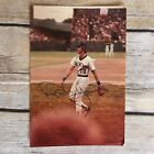 Robin Yount Autograph On Photograph Milwaukee Brewers Baseball MLB 1982 1996