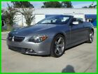 BMW 6-Series CONVERTIBLE SPORT PKG for $7900 dollars