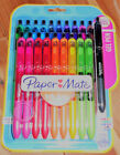 Inkjoy Gel Retractable Pen 07mm 20 Pack Asst Colors Free Post