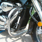 SUZUKI VL800 VOLUSIA / M800 INTRUDER CHROME ENGINE GUARD / HIGHWAY CRASH BAR