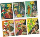 10 Christmas Trading Card Sets to Get You in the Holiday Spirit 16